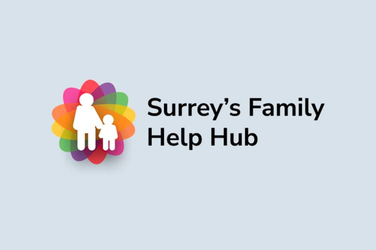 Surrey's Family Help Hub